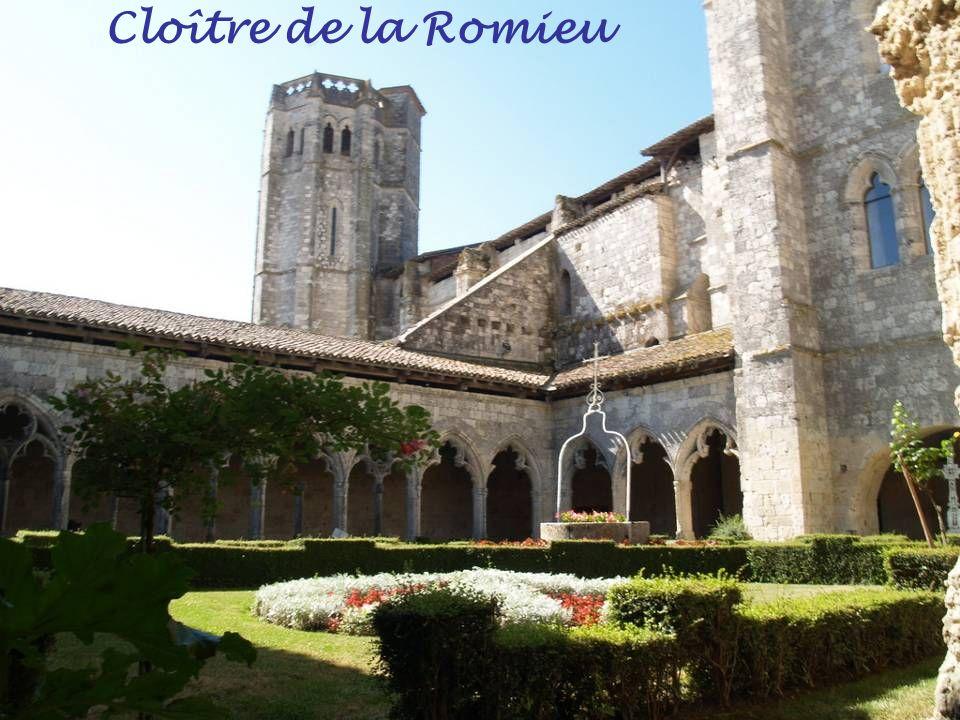 Cloître de la Romieu