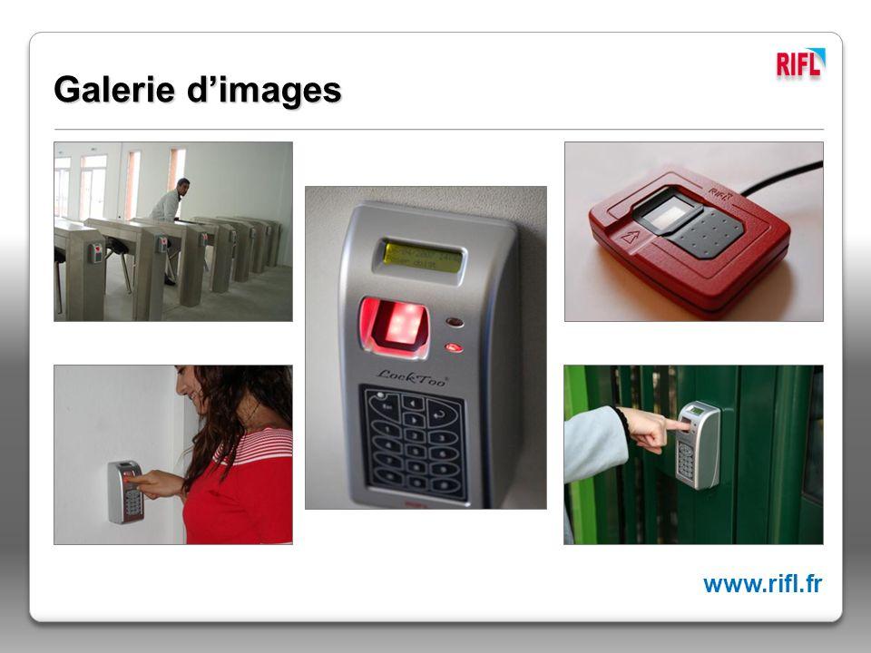Galerie d'images www.rifl.fr
