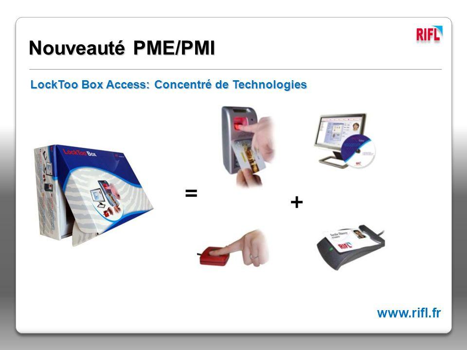 Nouveauté PME/PMI = + www.rifl.fr