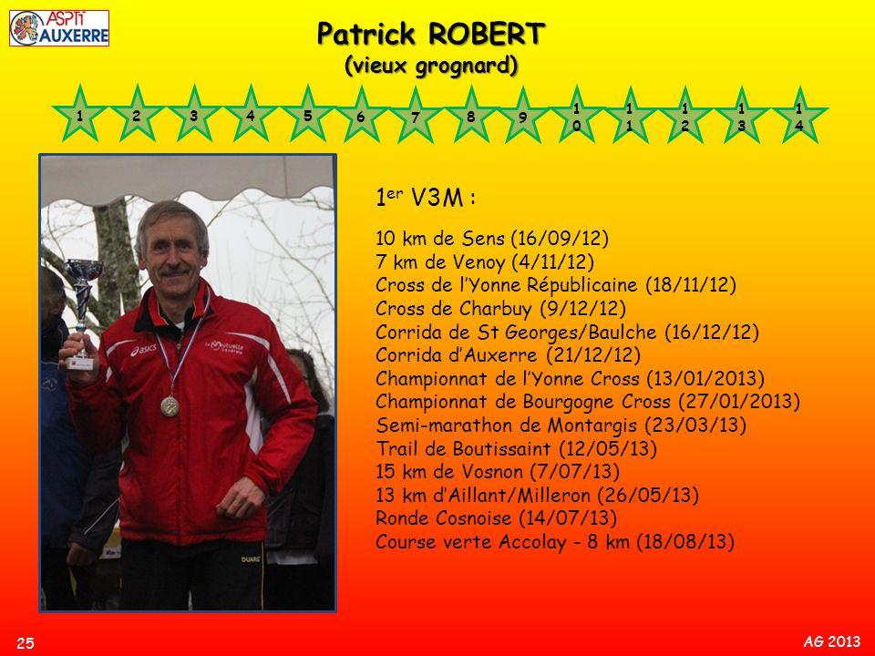 Patrick ROBERT (vieux grognard)