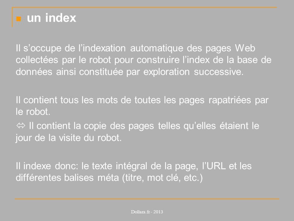 un index
