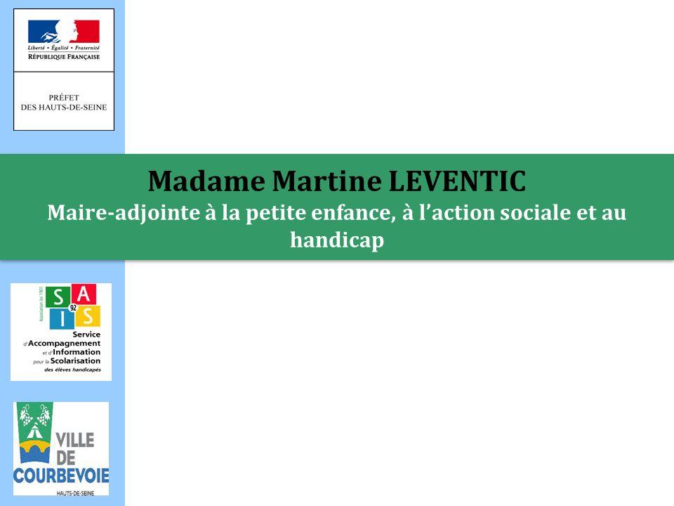 Madame Martine LEVENTIC