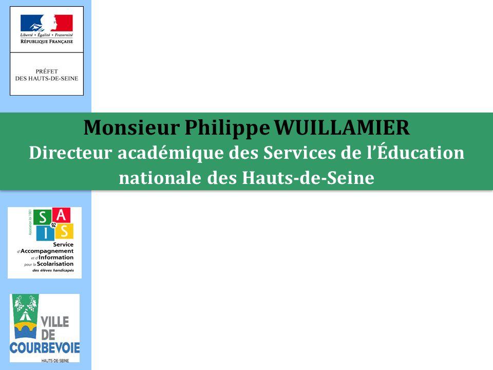 Monsieur Philippe WUILLAMIER
