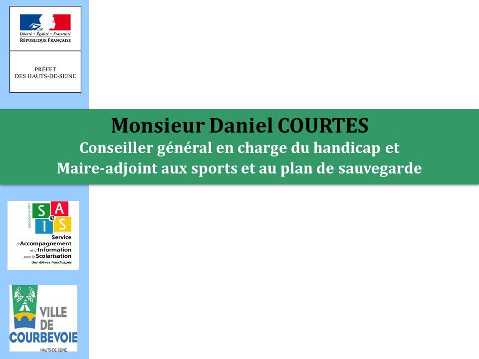 Monsieur Daniel COURTES