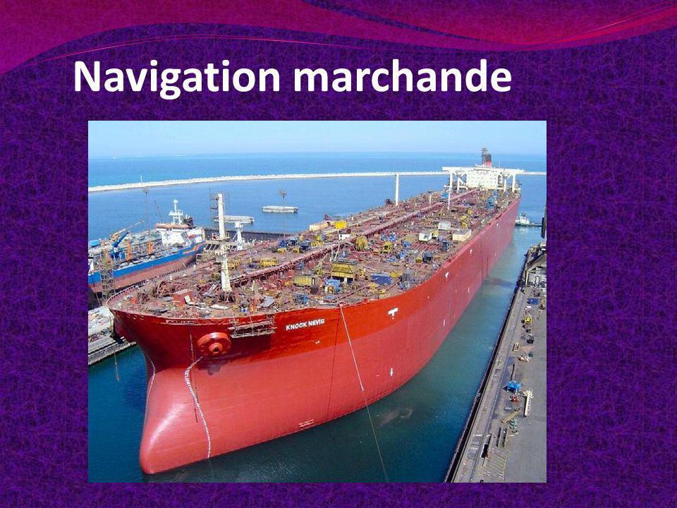 Navigation marchande