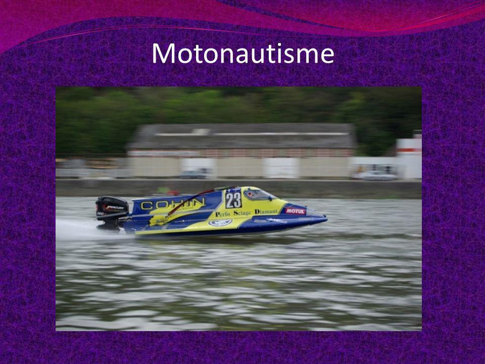 Motonautisme