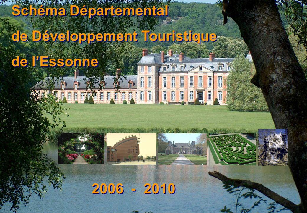 Schéma Départemental de Développement Touristique de l'Essonne 2006 - 2010
