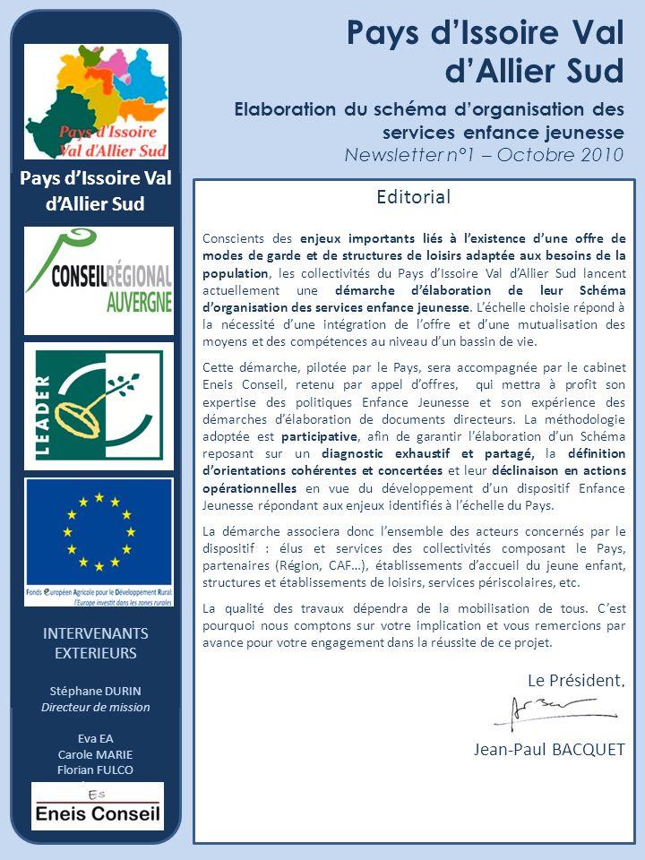 Pays d'Issoire Val d'Allier Sud