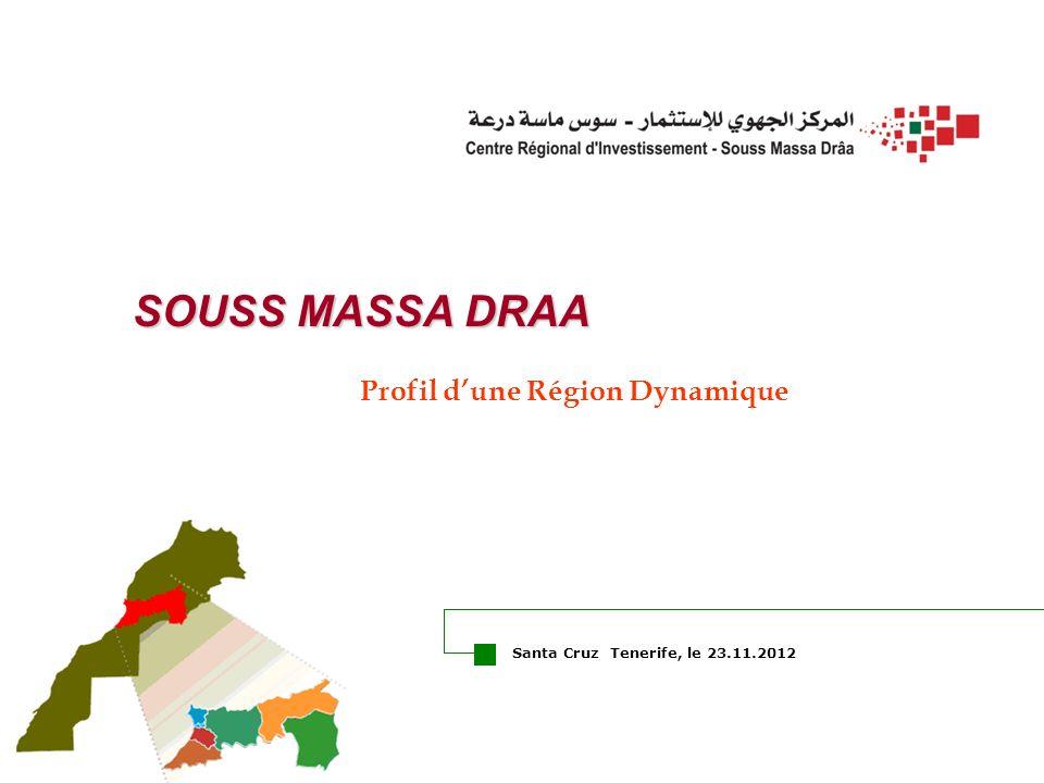 Profil d'une Région Dynamique