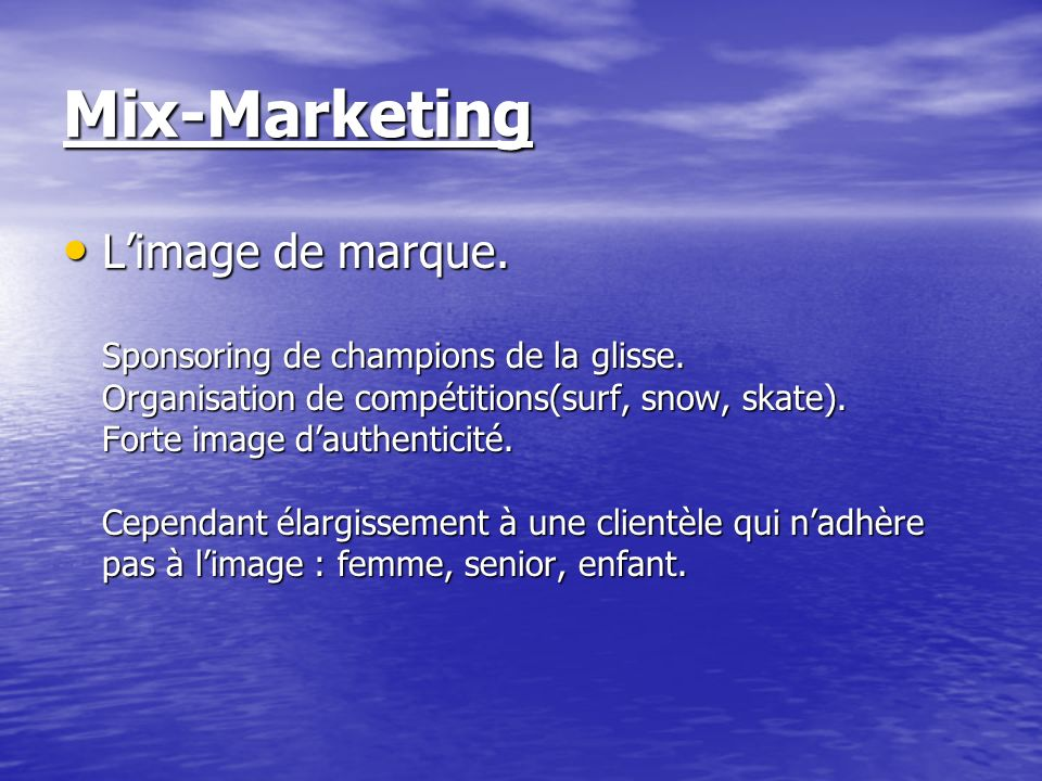 Mix-Marketing