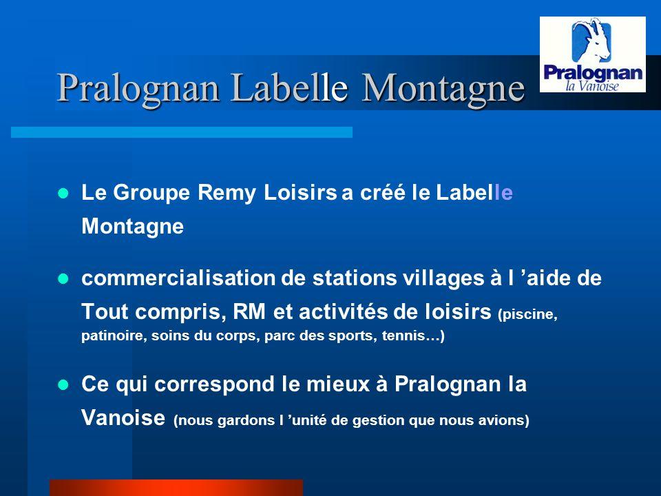 Pralognan Labelle Montagne