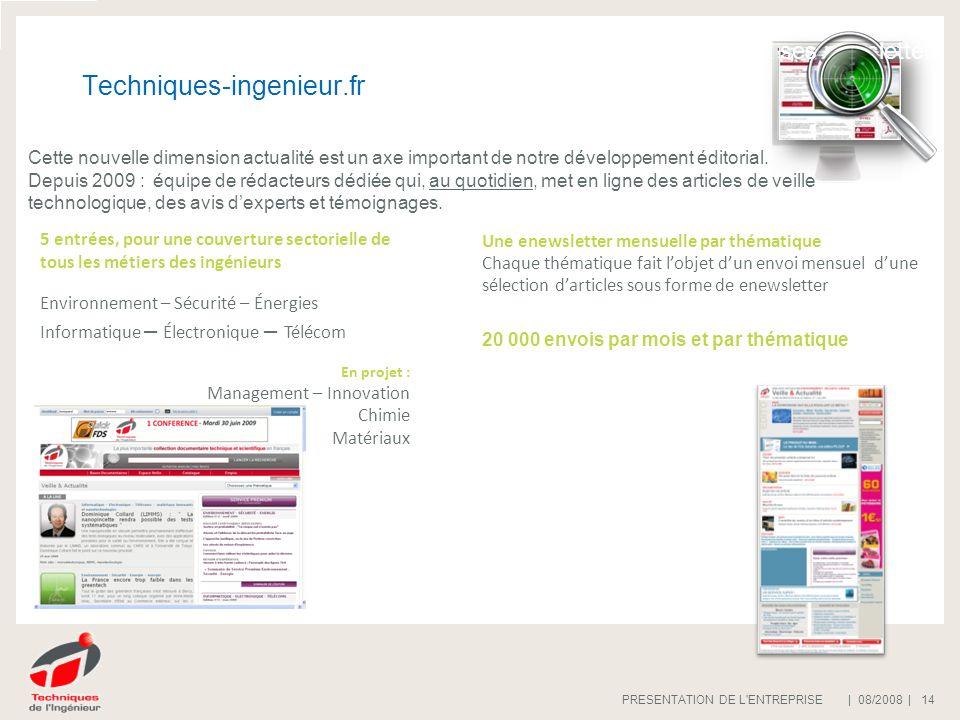 30.03.2017 Offre publicitaire online : l'espace « Veille & Actualité » et ses newsletters.