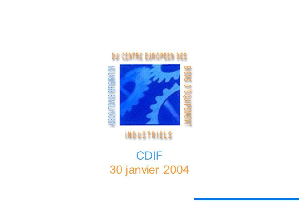 CDIF 30 janvier 2004