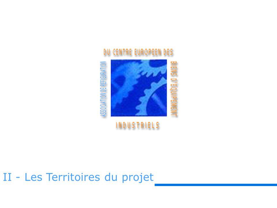 II - Les Territoires du projet