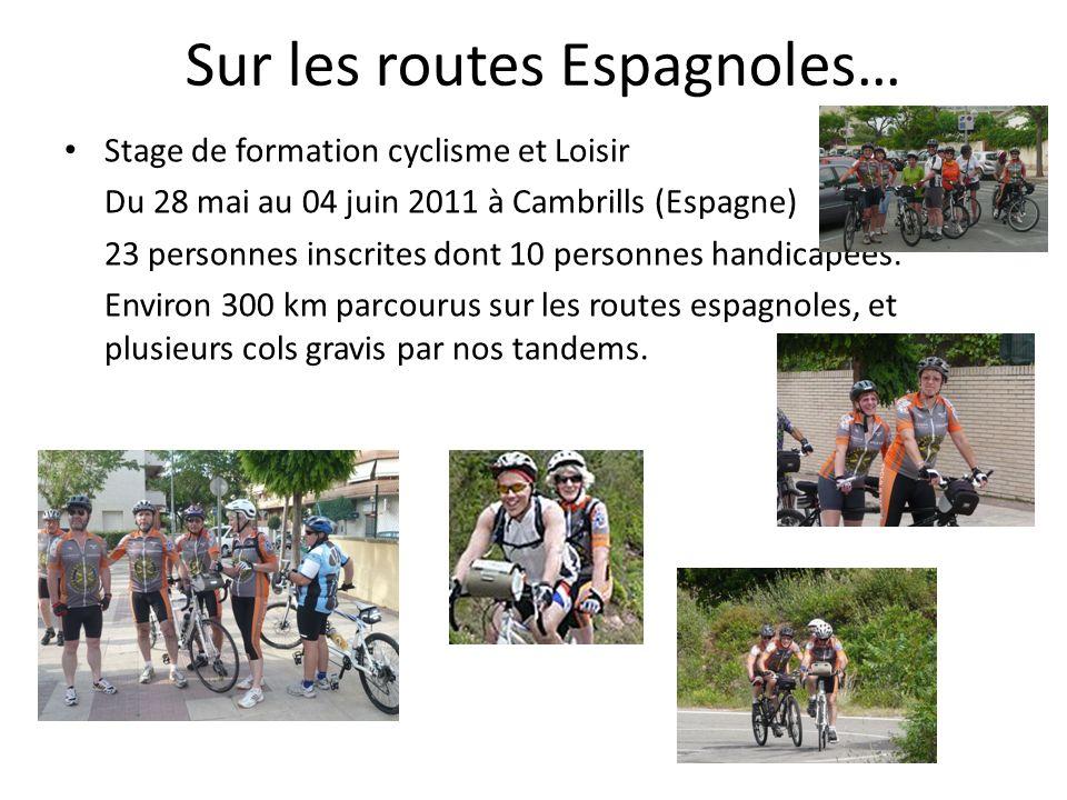 Sur les routes Espagnoles…
