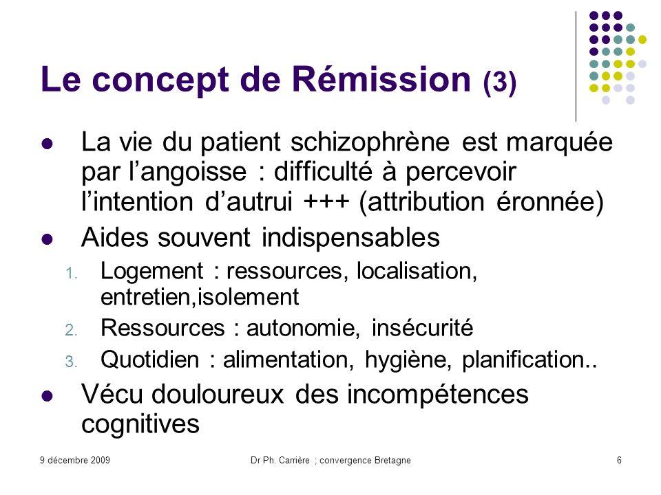 Le concept de Rémission (3)