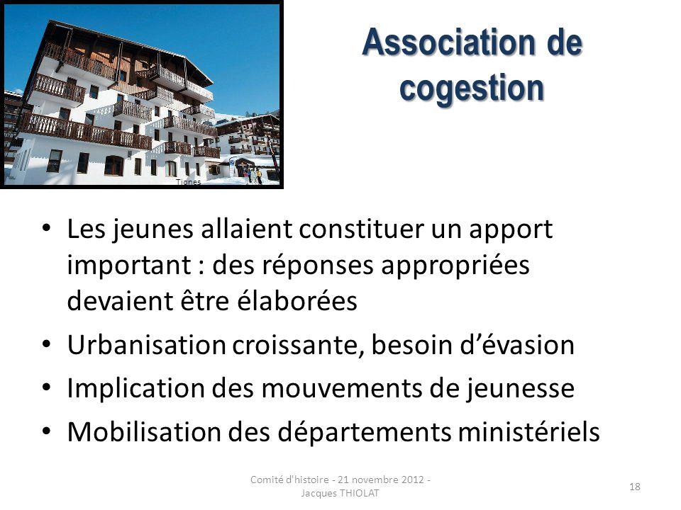 Association de cogestion