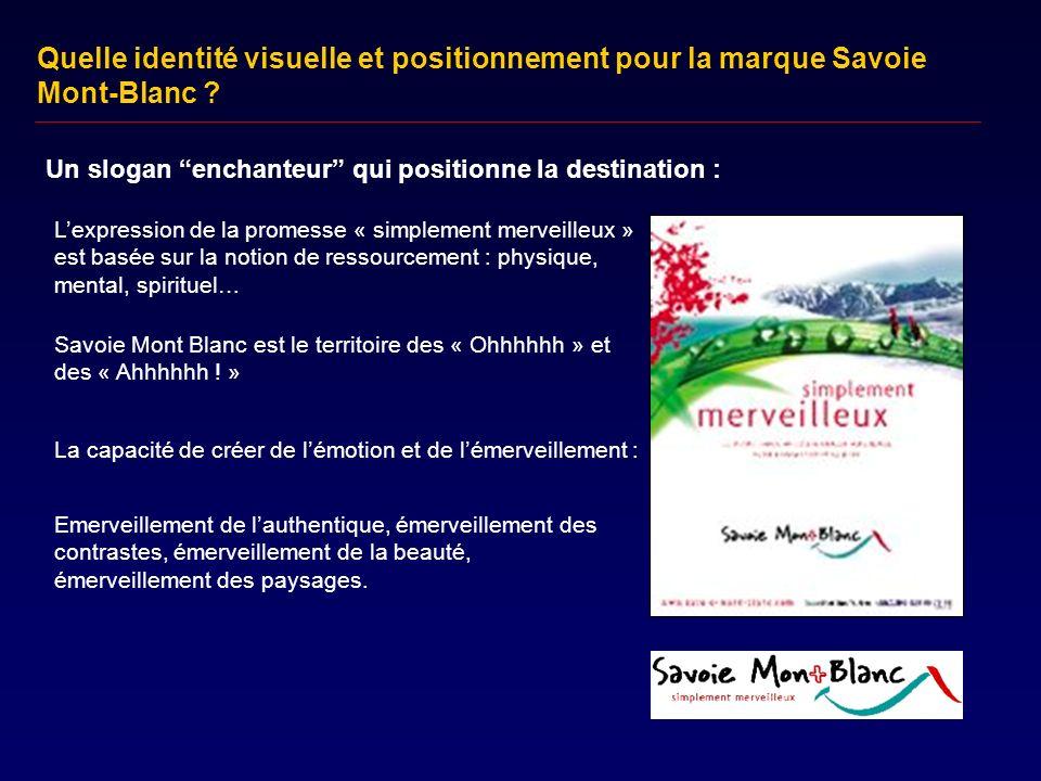 Quelle identité visuelle et positionnement pour la marque Savoie Mont-Blanc
