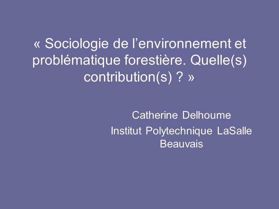 Catherine Delhoume Institut Polytechnique LaSalle Beauvais
