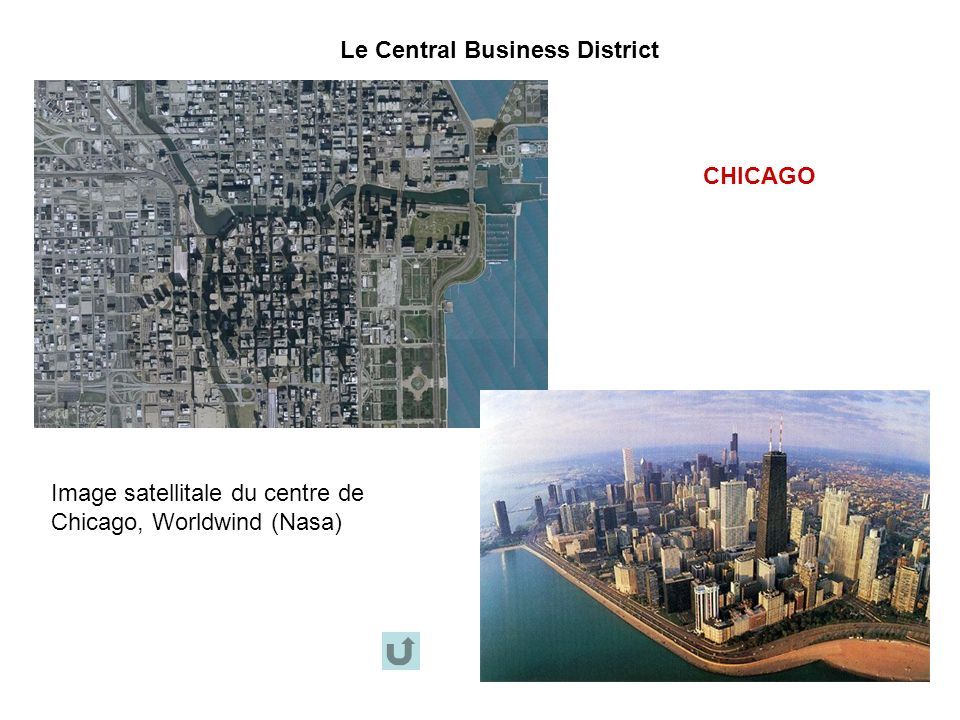 Le Central Business District