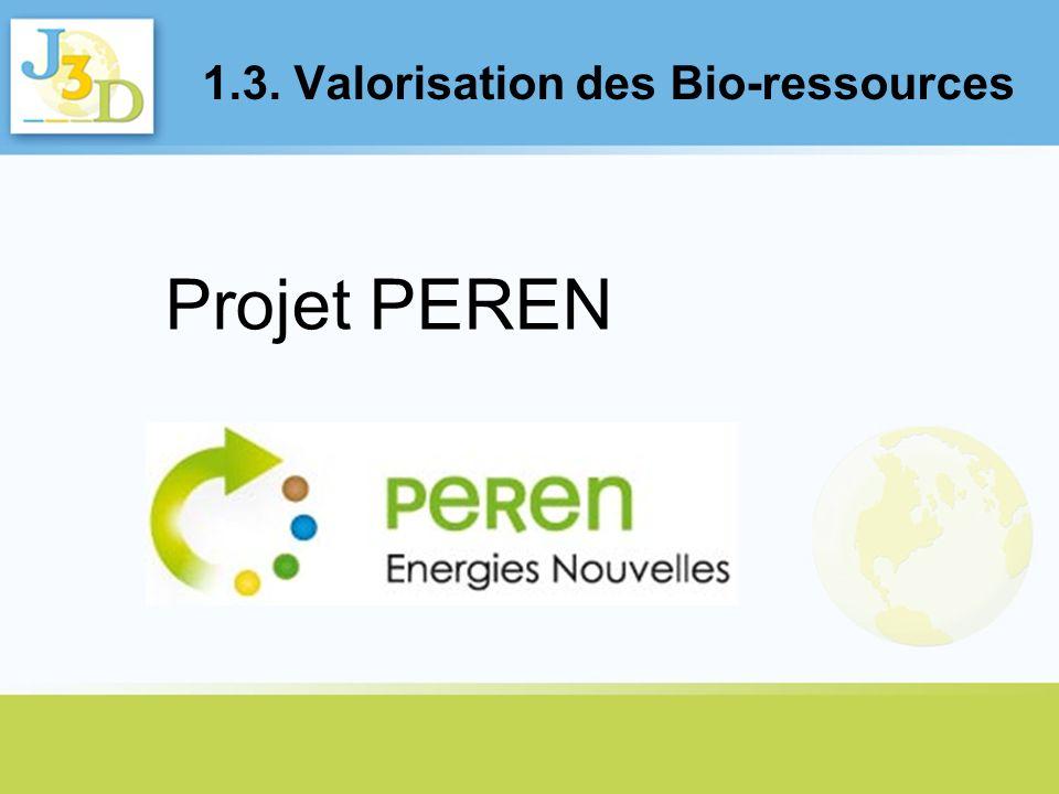 1.3. Valorisation des Bio-ressources