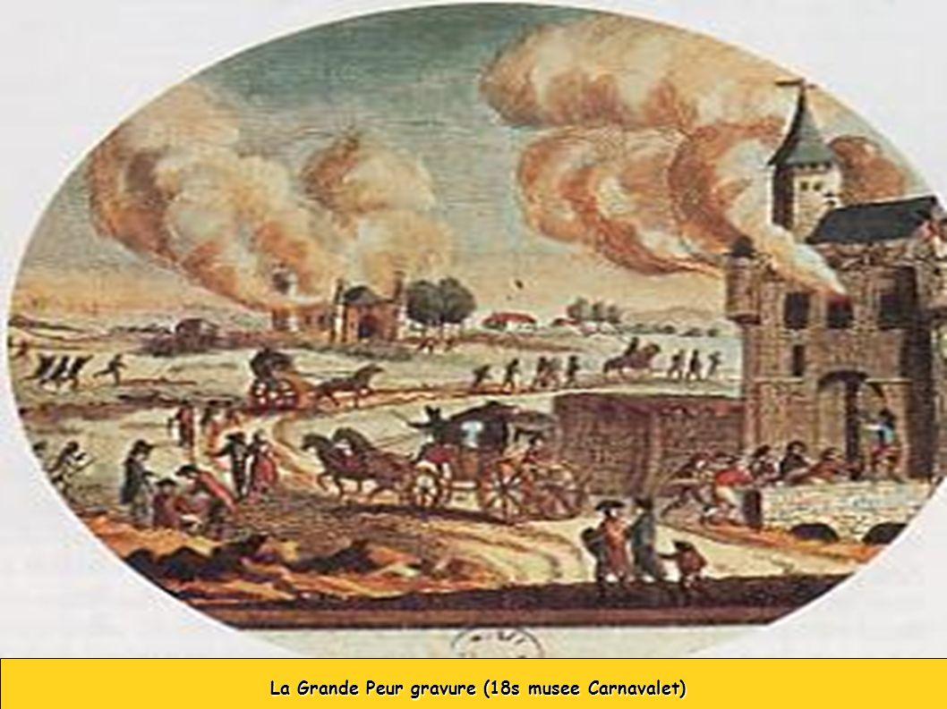 La Grande Peur gravure (18s musee Carnavalet)