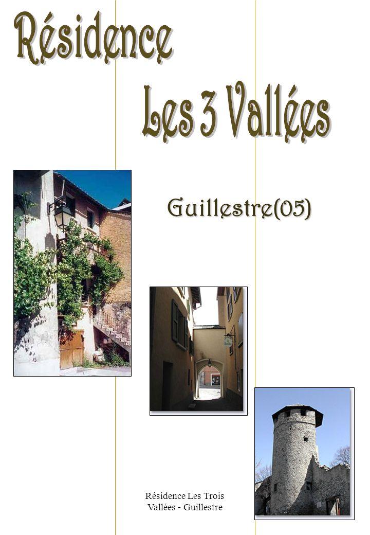 Résidence Les Trois Vallées - Guillestre