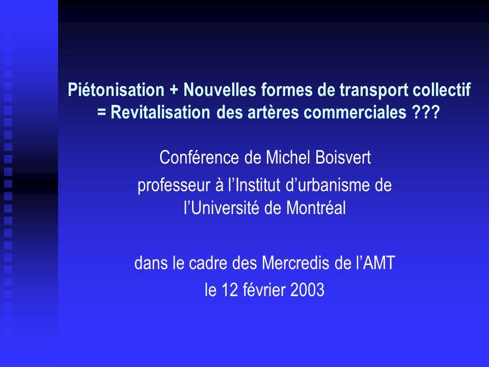 Conférence de Michel Boisvert