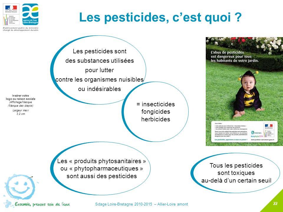 Les pesticides, c'est quoi