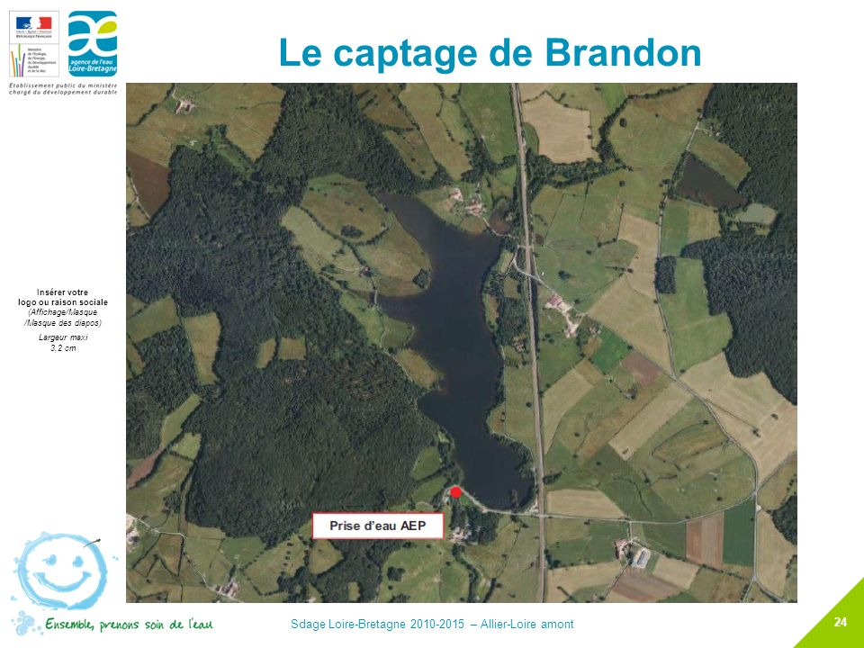 Sdage Loire-Bretagne 2010-2015 – Allier-Loire amont