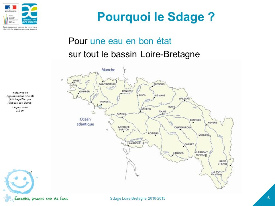 Sdage Loire-Bretagne 2010-2015