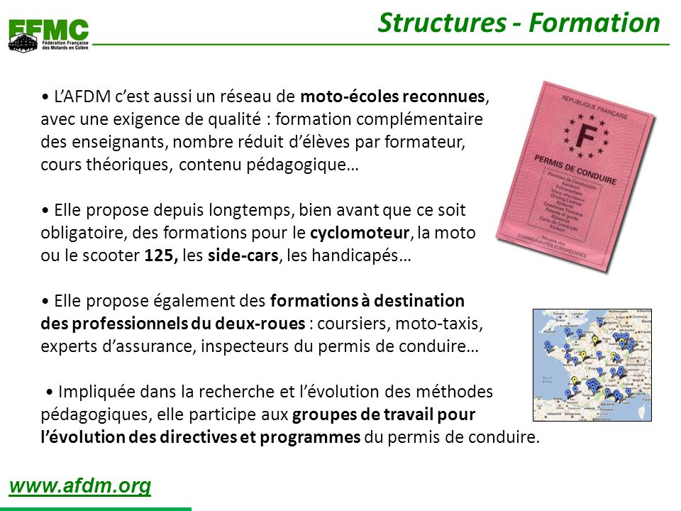 Structures - Formation