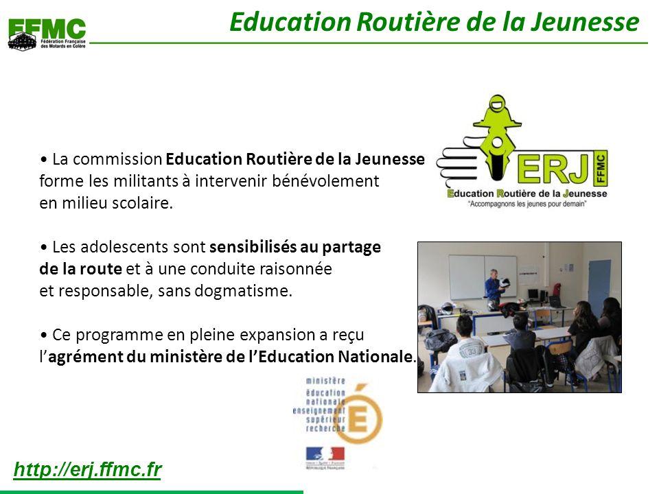 Education Routière de la Jeunesse