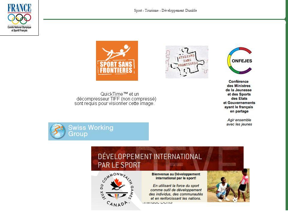 Sport - Tourisme - Développement Durable