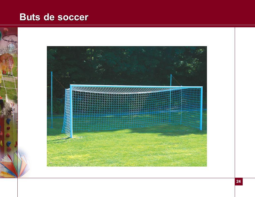 Buts de soccer