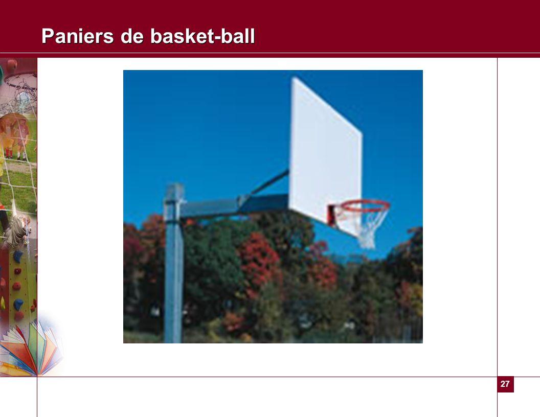 Boucherville le 25 octobre ste foy le 27 octobre ppt - Panier de basket amovible ...