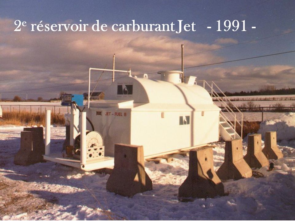 2e réservoir de carburant Jet - 1991 -