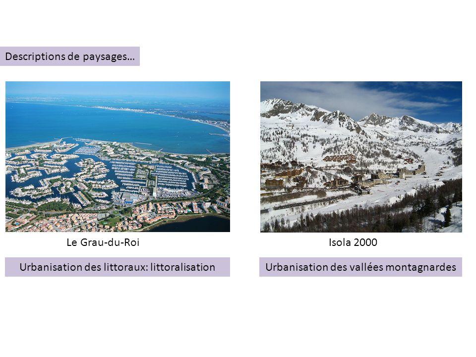 Descriptions de paysages…