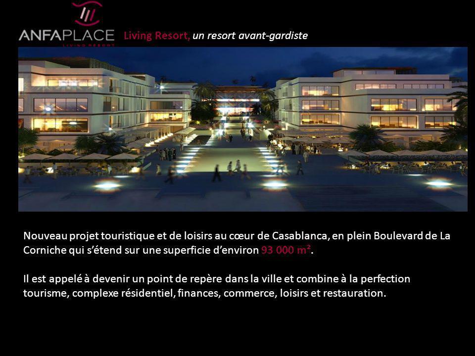 Living Resort, un resort avant-gardiste