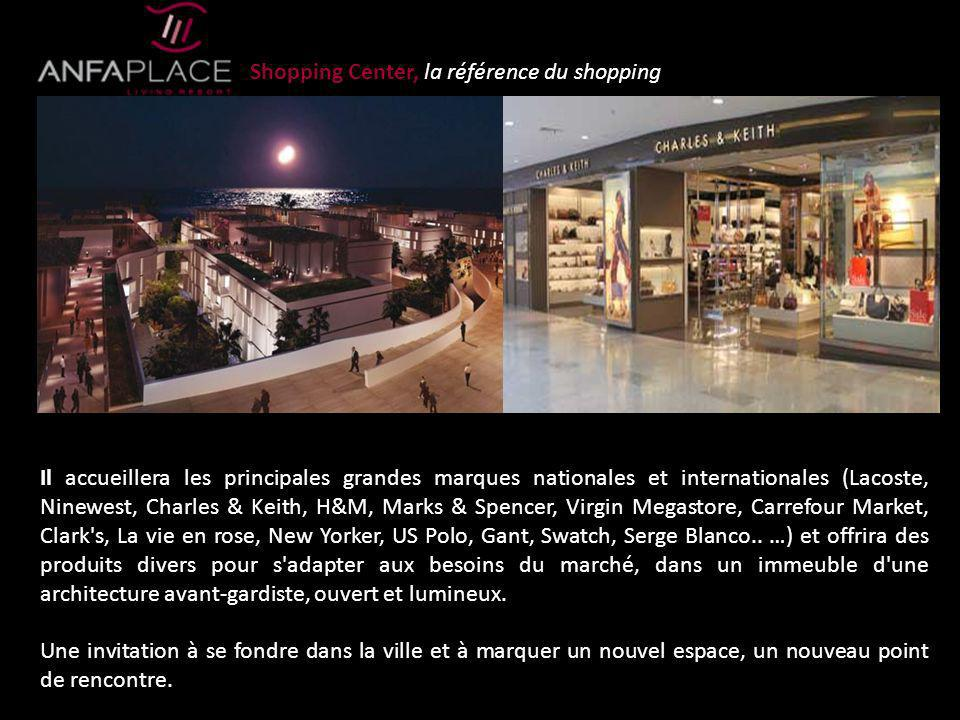 Shopping Center, la référence du shopping