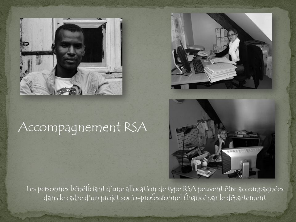 Accompagnement RSA