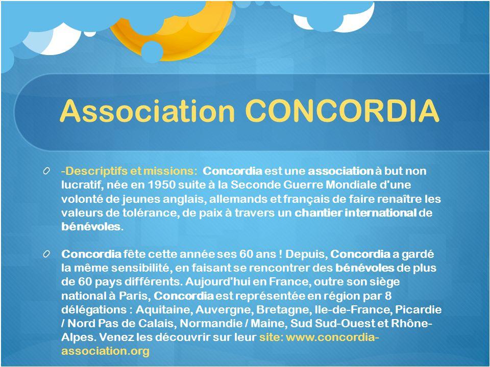 Association CONCORDIA