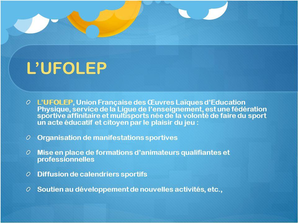 L'UFOLEP