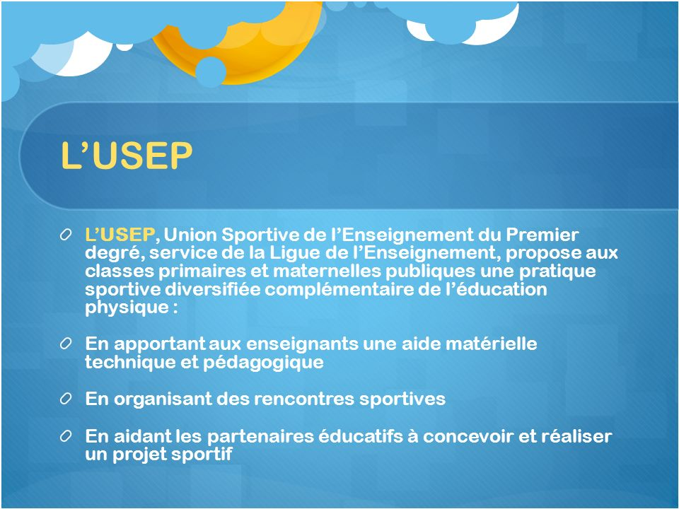L'USEP