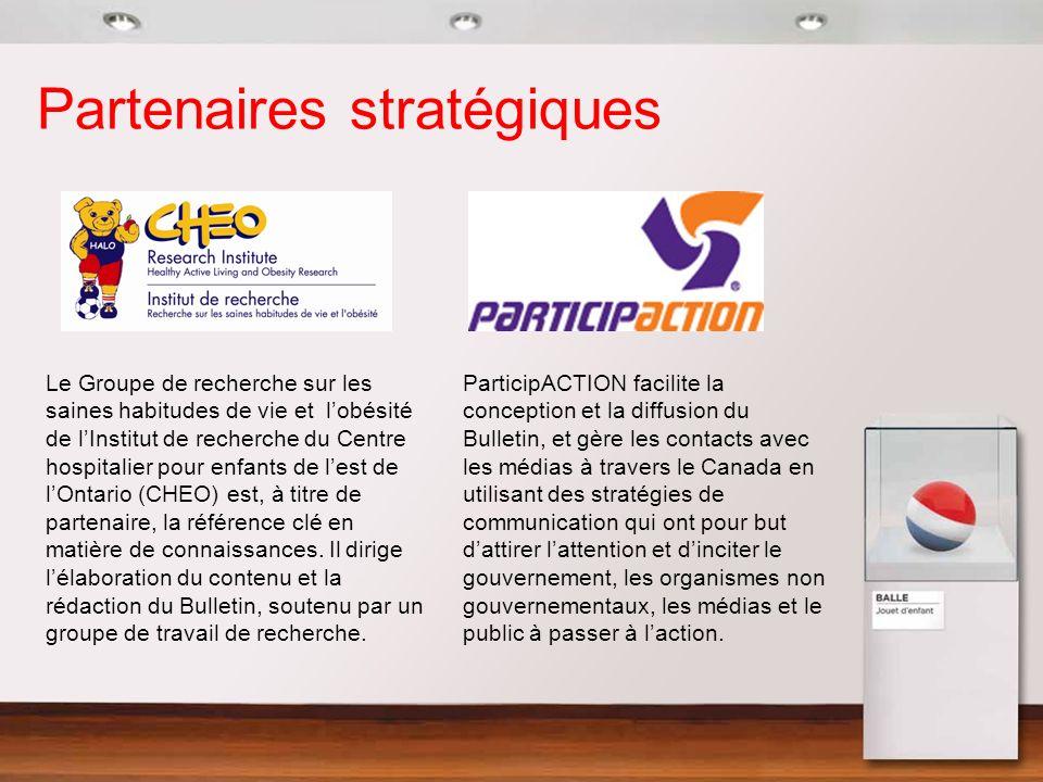 Partenaires stratégiques