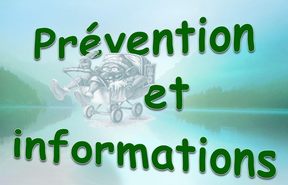Prévention et informations