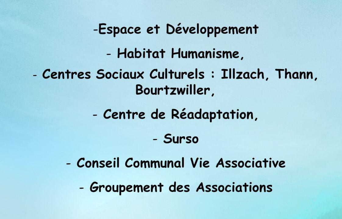 Espace et Développement Habitat Humanisme,
