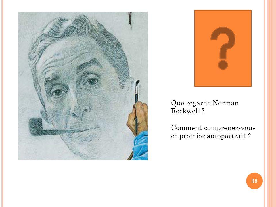 Que regarde Norman Rockwell