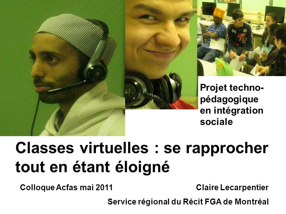Classes virtuelles : se rapprocher tout en étant éloigné