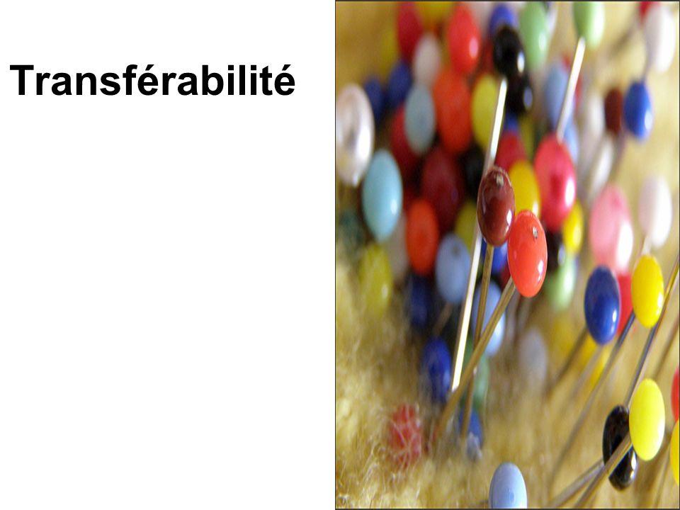 Transférabilité